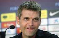 Vilanova hungry for Supercopa glory ahead of Real Madrid clash