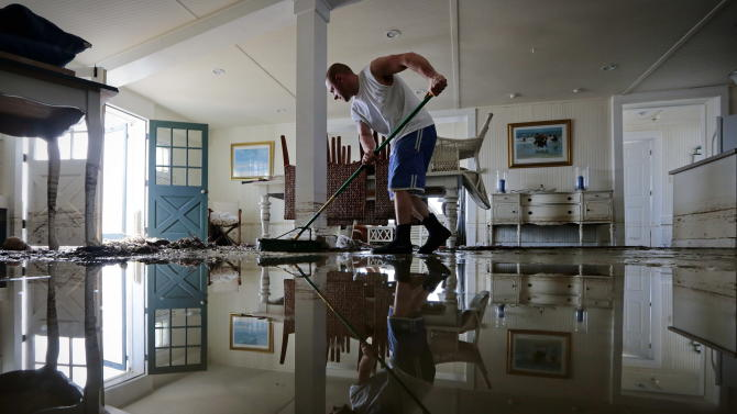 Flood insurance still relatively rare in Northeast