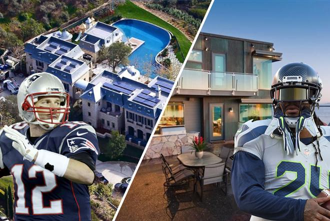 Super Bowl Scoring: Pick the Best Football Player Houses, the Finals