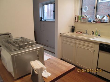 Remodeling our tiny 1960s kitchen
