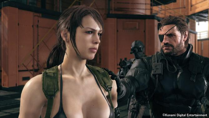 Metal Gear Solid 5: The Phantom Pain will be released in 2015, Kojima says