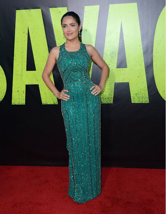 "Premiere Of Universal Pictures' ""Savages"" - Arrivals"