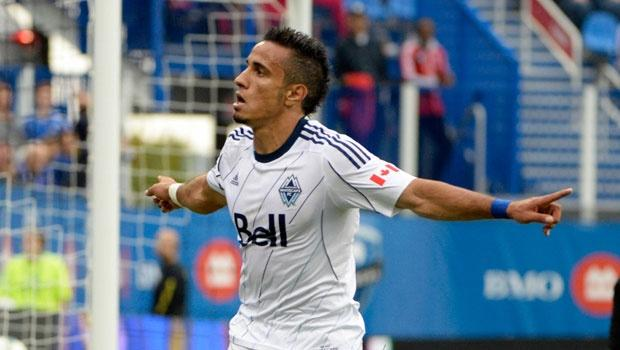 Vancouver Whitecaps' Camilo's brace earns him third MLS Player of the Week award in 2013