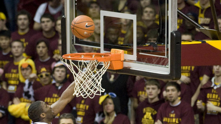 NCAA Basketball: Nebraska at Minnesota