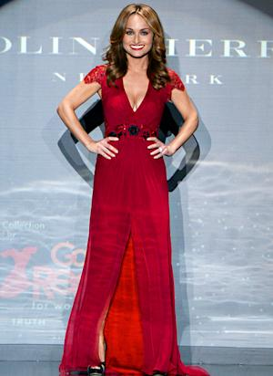 Giada De Laurentiis Makes Modeling Debut at New York Fashion Week: Stunning Picture
