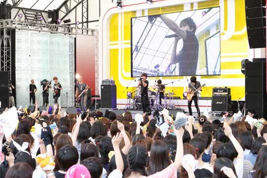 FT Island to Take Part in This Years Mezamashi Live 2012 Concert in Japan