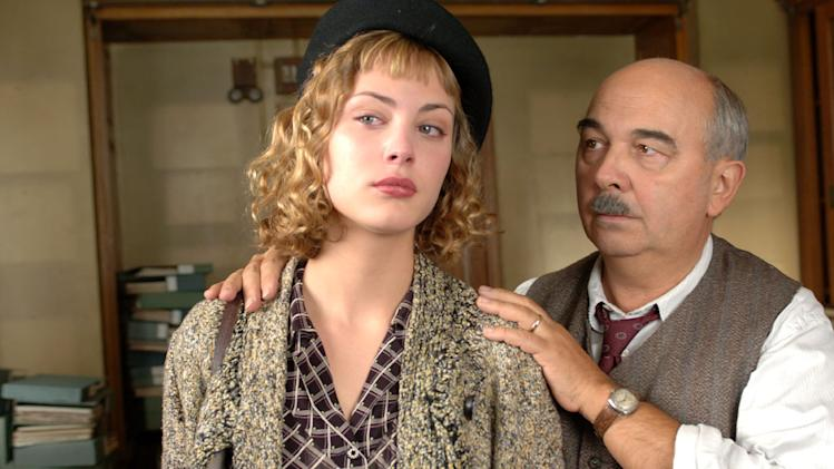 Nora Arnezeder Gerard Jugnot Paris 36 Production Stills Sony Pictures Classics 2009