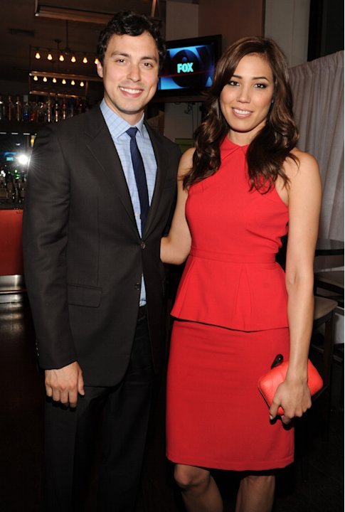John Francis Daley and Michela …