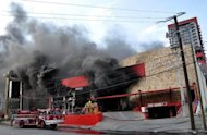 Fifty-two people died when the Zetas drug gang firebombed a casino in the northern Mexican city of Monterrey in August