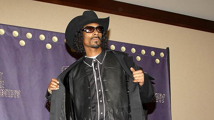 Snoop Dogg CMT Awards