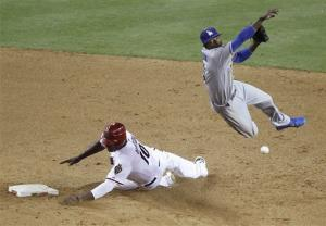 Dodgers rally in 9th to beat Diamondbacks 8-7