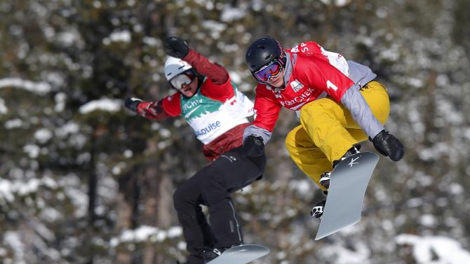 2013 Lake Louise Snowboard Cross World Cup - Finals