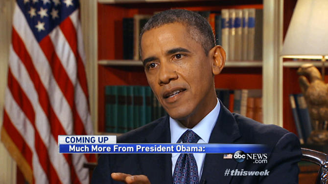 Obama warns GOP against creating 'economic chaos'