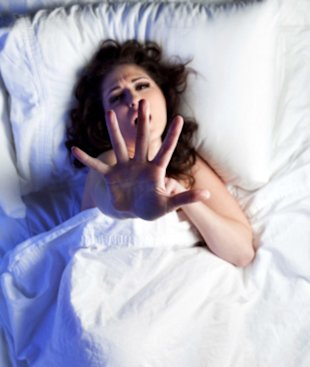 Do nightmares burn calories?