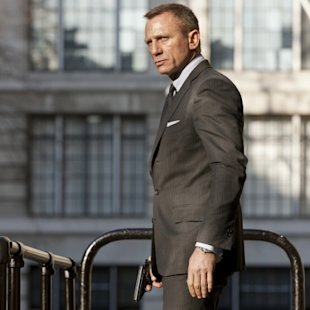 Daniel Craig is James Bond in &#39;Skyfall&#39;