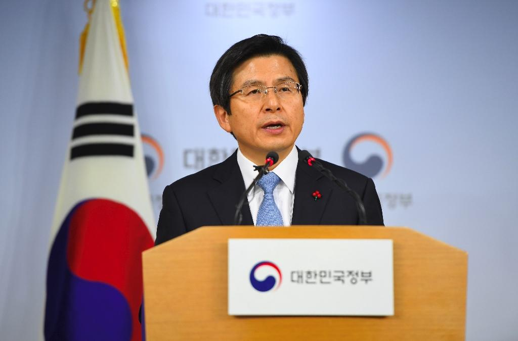 S. Korea's unexpected, unelected new leader