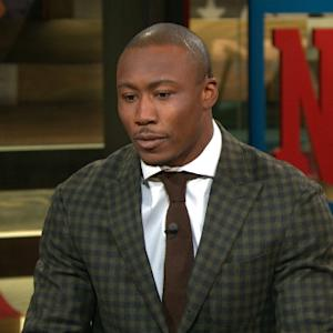 'Inside the NFL': Chicago Bears wide receiver Brandon Marshall on emotional outburst