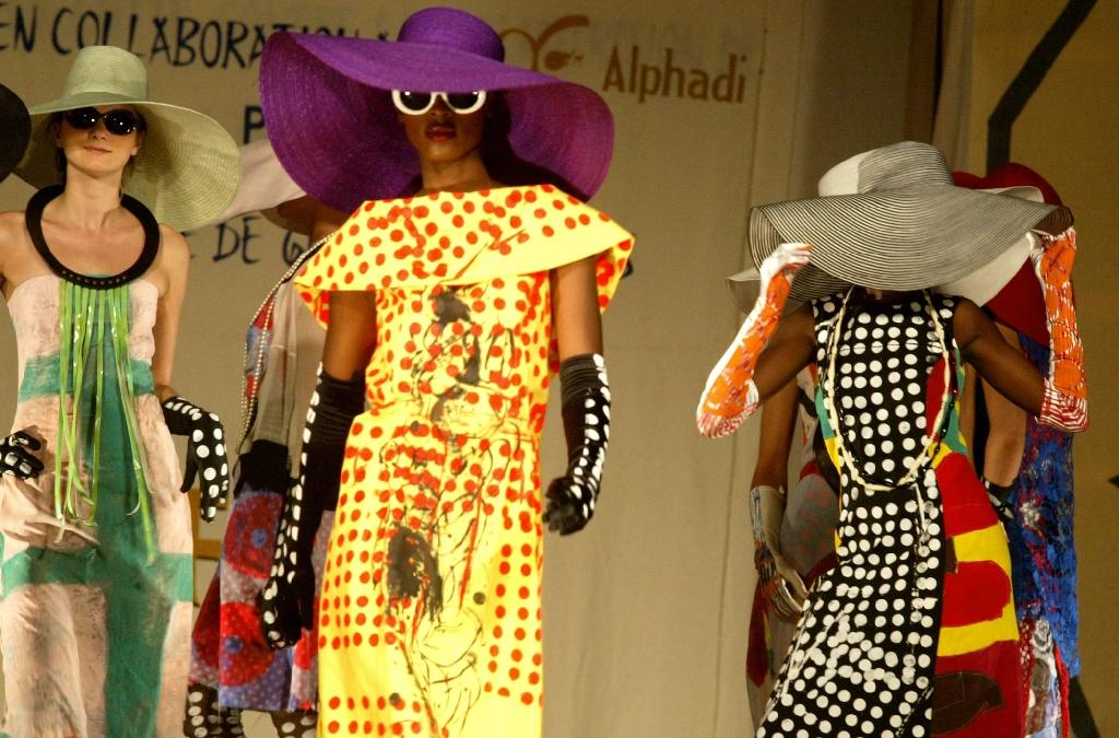 Africa's top fashion event called off over terror fears
