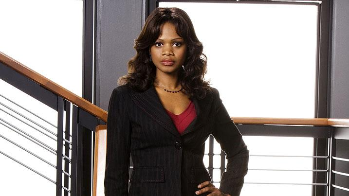 Kimberly Elise stars in Close To Home on CBS.