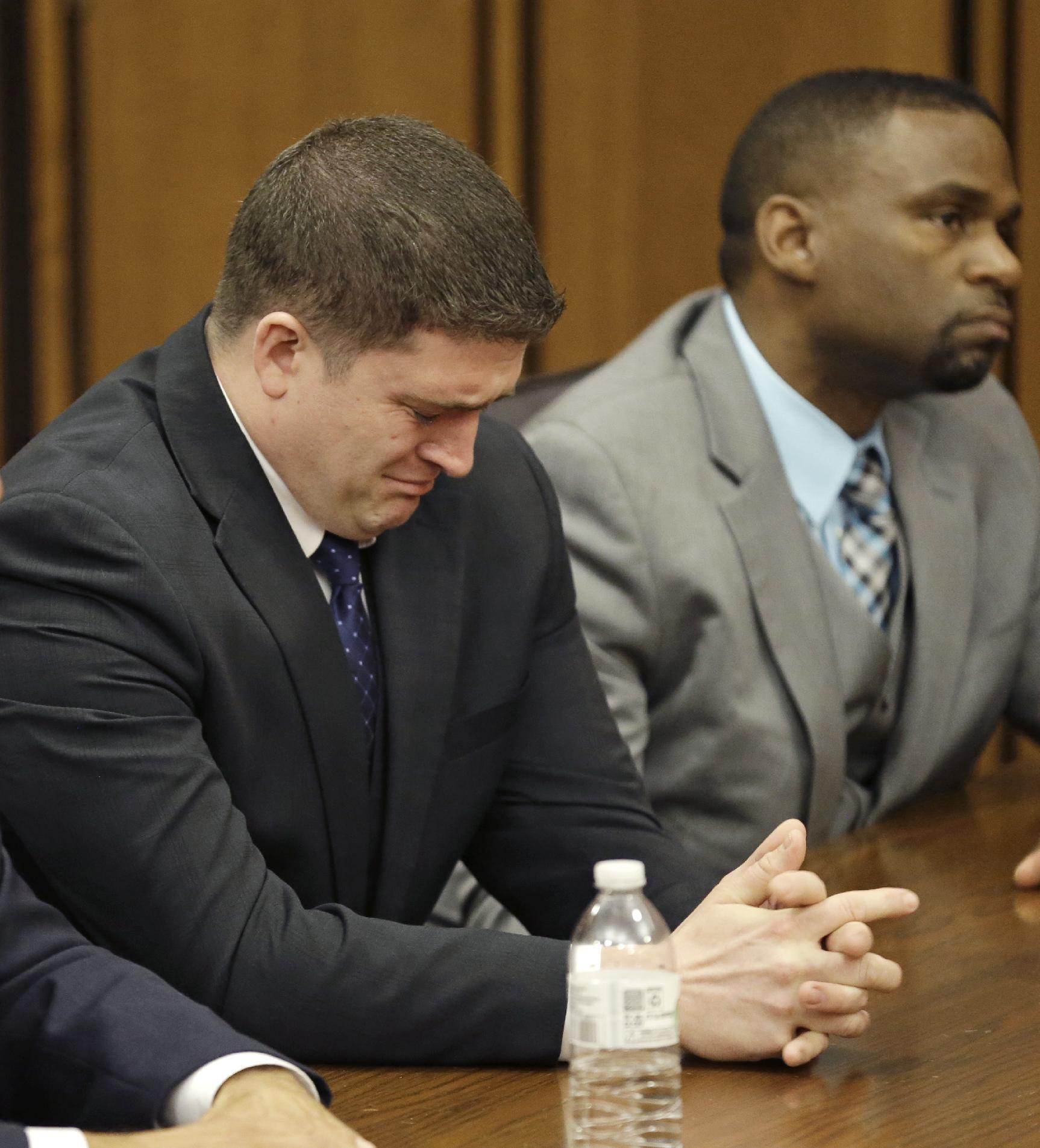Ohio patrolman acquitted in 2 deaths amid 137-shot barrage