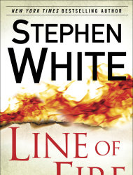"This book cover image released by Dutton shows ""Line of Fire,"" by Stephen White. (AP Photo/Dutton)"