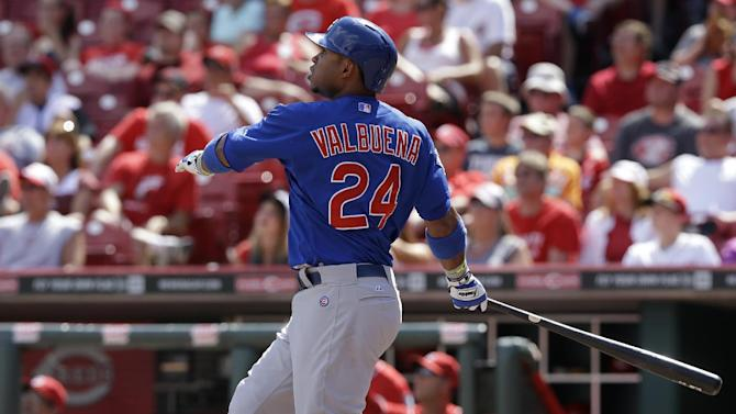 Cubs snap streak with 6-4, 12-inning win over Reds