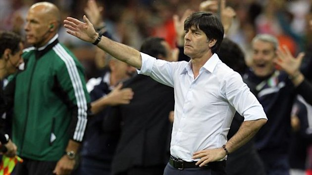 2012 EURO Germany Joachim Loew