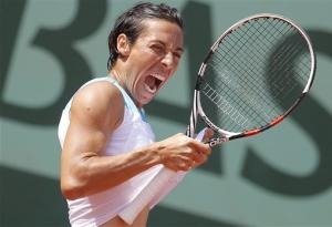 Djokovic rallies on a strange day at French Open