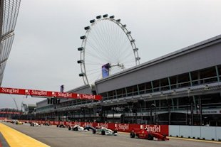 Racing driver wanted for support race to Singapore GP