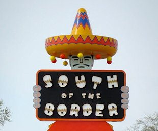 South of the Border, South Carolina (www.thesouthoftheborder.com)