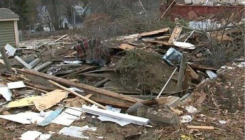 While You Were Away: Man Says Screw It, Bulldozes Wife's House While She's Out