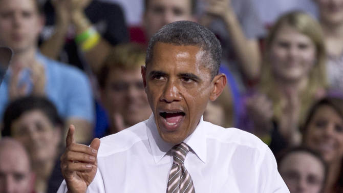 FACT CHECK: Obama off on thrifty spending claim