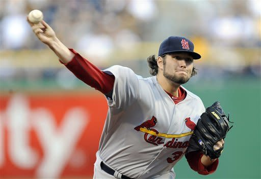 Lynn leads Cardinals to 4-1 win over Pirates