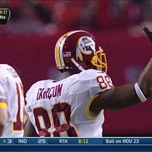 Week 15: Washington Redskins wide receiver Pierre Garcon highlights