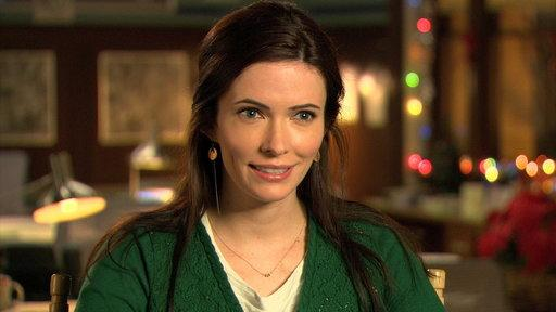 Bitsie Tulloch Talks Krampus