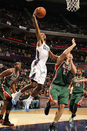 Jefferson, Bobcats extend Bucks' skid to 11