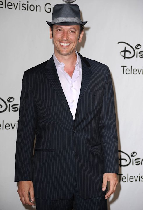 """The Good Guys'"" Steve Valentine arrives at NBC Universal's 2010 TCA Summer Party on July 30, 2010 in Beverly Hills, California."