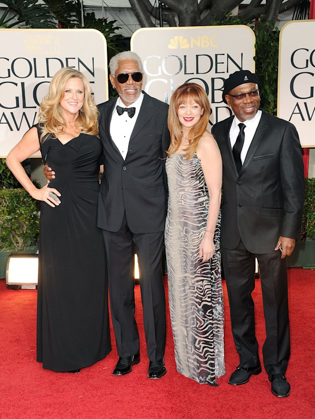 Lori McCreary, Morgan Freeman, …