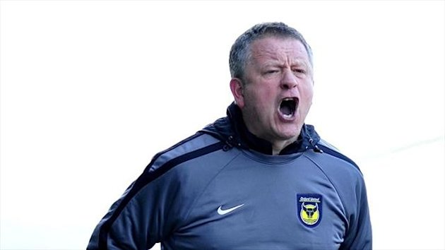 Chris Wilder (PA Photos)