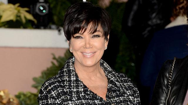 Kris Jenner Chimes In On Possible Names for Kim Kardashian's Baby Boy