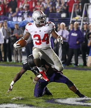 Rushing offense, defense still key in Big Ten