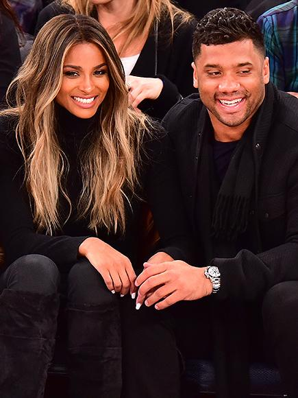 Ciara Struggles Abstaining from Sex with 'Beautiful' Beau Russell Wilson: 'I'm Like, Look the Other Way!'
