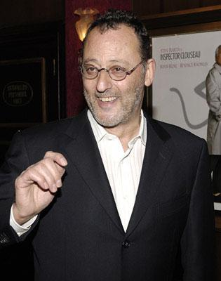 Jean Reno at the New York premiere of MGM/Columbia Pictures' The Pink Panther