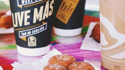 Taco Bell's Cinnabon Coffee Is the Ultimate Food Court Breakfast Mash-Up