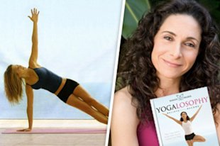 Jennifer aniston s body aniston meets with personal trainer yoga guru