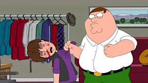 Bieber Gets Roughed Up on 'Family Guy'