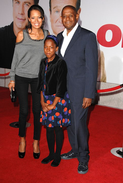 Old Dogs LA premiere 2009 Forest Whitaker