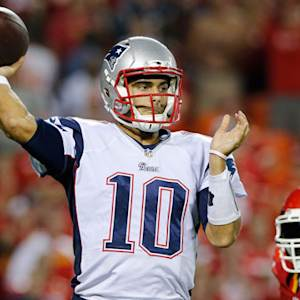 Wk 4 Can't-Miss Play: Jimmy Garoppolo throws first career NFL touchdown