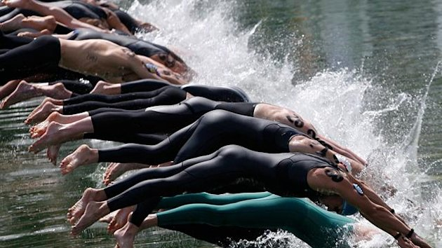 Open Water Swimming generic (Reuters)