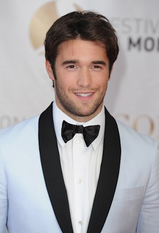 Josh Bowman arrives at the closing Ceremony of the 52nd Monte Carlo TV Festival, Monaco, on June 14, 2012 -- Getty Images